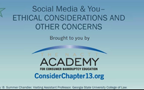 Ethical Attorney Practices in Social Media