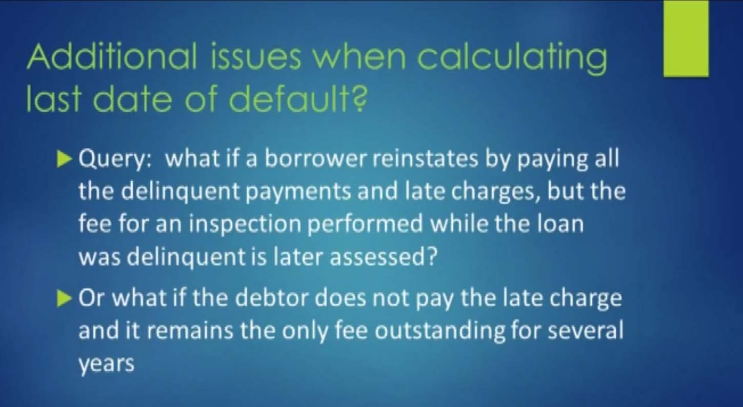 What Creditors Need to Know